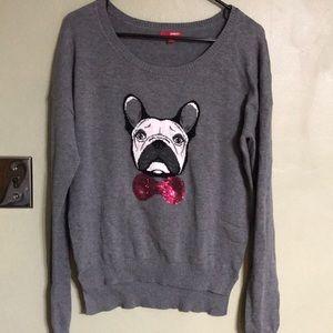 French bulldog sweater